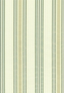 SCHUMACHER BIELLA SILK STRIPE FABRIC AQUA