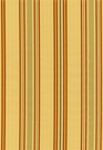 SCHUMACHER BIELLA SILK STRIPE FABRIC SPICE