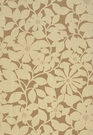 SCHUMACHER BORA BORA INDOOR OUTDOOR  FABRIC TEAK