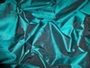 SCHUMACHER BOTTICELLI SILK TAFFETA FABRIC AEGEAN TEAL