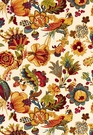 SCHUMACHER CAMBOURNE FABRIC HONEY