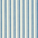 SCHUMACHER CAPRI STRIPES FABRIC NAVY WHITE