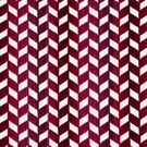 SCHUMACHER CHEVRON STRIE VELVET FABRIC HARNET