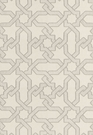SCHUMACHER CORDOBA EMBROIDERY FABRIC PEARL
