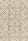SCHUMACHER CORDOBA EMBROIDERY FABRIC STONE