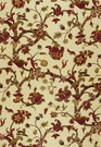 SCHUMACHER EASTBURY MANOR PRINT FABRIC JEWEL