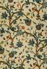 SCHUMACHER EASTBURY MANOR PRINT FABRIC TAPESTRY