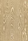 SCHUMACHER FAUX BOIS WEAVE SILK FABRIC BRONZE