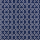SCHUMACHER HIX EMBROIDERED FABRIC NAVY