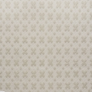 SCHUMACHER HIX EMBROIDERED FABRIC STONE