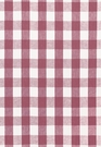 SCHUMACHER KEY WEST LINEN CHECK FABRIC PARMA
