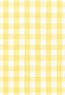SCHUMACHER KEY WEST LINEN CHECK FABRIC SUNFLOWER
