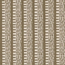 SCHUMACHER KIOSK LINEN FABRIC BERBER BROWN