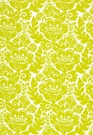 SCHUMACHER LOUISE NUI PRINT INDOOR / OUTDOOR  FABRIC SULFER