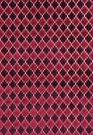 SCHUMACHER MARRAKESH VELVET FABRIC BLACK CHERRY