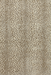SCHUMACHER NAKURU ANIMAL SPOT VELVET FABRIC PEWTER