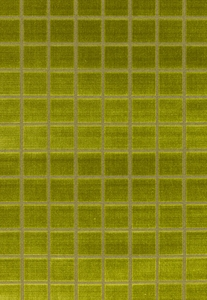 SCHUMACHER NOT SQUARE FABRIC LIME RICKEY