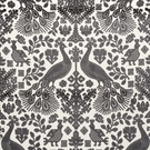 SCHUMACHER PAVONE VELVET FABRIC CARBON