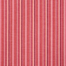 SCHUMACHER PRIMAVERA STRIPE INDOOR/OUTDOOR FABRIC BERRY