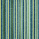 SCHUMACHER PRIMAVERA STRIPE INDOOR/OUTDOOR FABRIC MEADOW