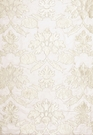 SCHUMACHER ROUSSILLON EMBROIDEREY FABRIC CHALK
