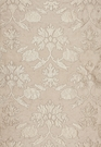 SCHUMACHER ROUSSILLON EMBROIDEREY FABRIC GREIGE