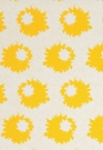 SCHUMACHER SALLY COTTON FLORAL FABRIC SUN
