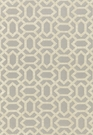 SCHUMACHER SAN REMO FRET FABRIC DOVE GREY
