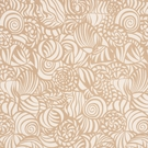 SCHUMACHER SEASHELLS INDOOR / OUTDOOR FABRIC SAND