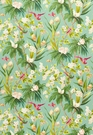SCHUMACHER SEYCHELLES TROPICAL  FABRIC SEA
