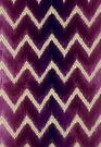 SCHUMACHER SHOCK WAVE SILK VELVET FABRIC