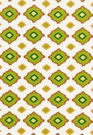 SCHUMACHER SIKAR EMBROIDERY FABRIC CITRUS