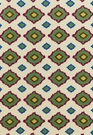 SCHUMACHER SIKAR EMBROIDERY FABRIC JEWEL