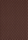 SCHUMACHER SPRINKLE SILK FABRIC ESPRESSO
