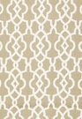 SCHUMACHER SUMMER PALACE LINEN FABRIC SAND