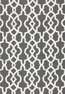 SCHUMACHER SUMMER PALACE LINEN FABRIC SMOKE