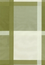 SCHUMACHER SURAT SILK PLAID FABRIC CELADON