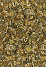 SCHUMACHER VELOURS ORIENTAL VELVET FABRIC NICKEL
