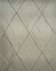 SILK LOOM INC EDINA EMBROIDERED DIAMONDS HARLEQUIN SILK FABRIC LIGHT TAUPE 30 YARD BOLT