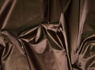 SILK LOOM INC SHANTELLE SILK SATIN FABRIC GODIVA BROWN 30 YARD BOLT