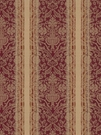 STROHEIM & ROMANN BEAUFORT IMBERLINE SILK FABRIC GARNET