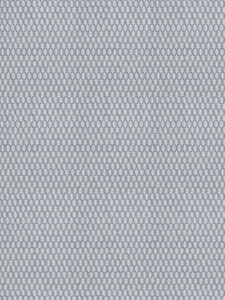 STROHEIM & ROMANN EDIE GLOBAL LINEN FABRIC BLUE