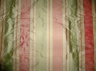 "TAPESTRIA ""MONTEL"" STRIPES SILK FABRIC KIWI / MELON 30 YARD BOLT"