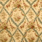 VERVAIN BEAUCLAIRE FLORAL FABRIC TEASTAIN