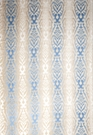 VERVAIN CAMBAY CHENILLE WOVEN FABRIC BLUEJAY