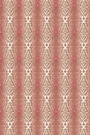 VERVAIN CAMBAY CHENILLE WOVEN FABRIC RASPBERRY