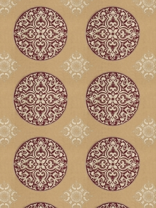 VERVAIN CASABLANCA EMBROIDERED LINEN FABRIC CURRENT