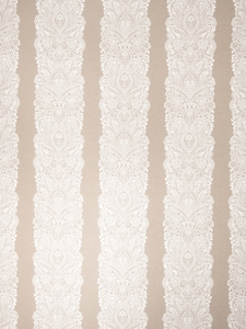 VERVAIN CHANTILLY WOVEN FLORAL FABRIC LINEN