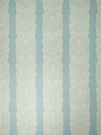 VERVAIN CHANTILLY WOVEN FLORAL FABRIC SEAGLASS