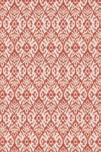 VERVAIN CORTESE PRINTED FABRIC TANGERINE